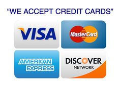 graphic regarding We Accept Credit Card Signs Printable named The Wacky Picture Booth Photograph Booth Condominium for all occion